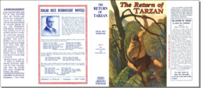 "Reproduction of the 1st G&D edition from ""The Dust Jacket Store""."