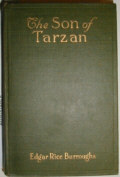 The Son of Tarzan Dust Jacket