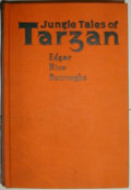 Jungle Tales of Tarzan Dust Jacket